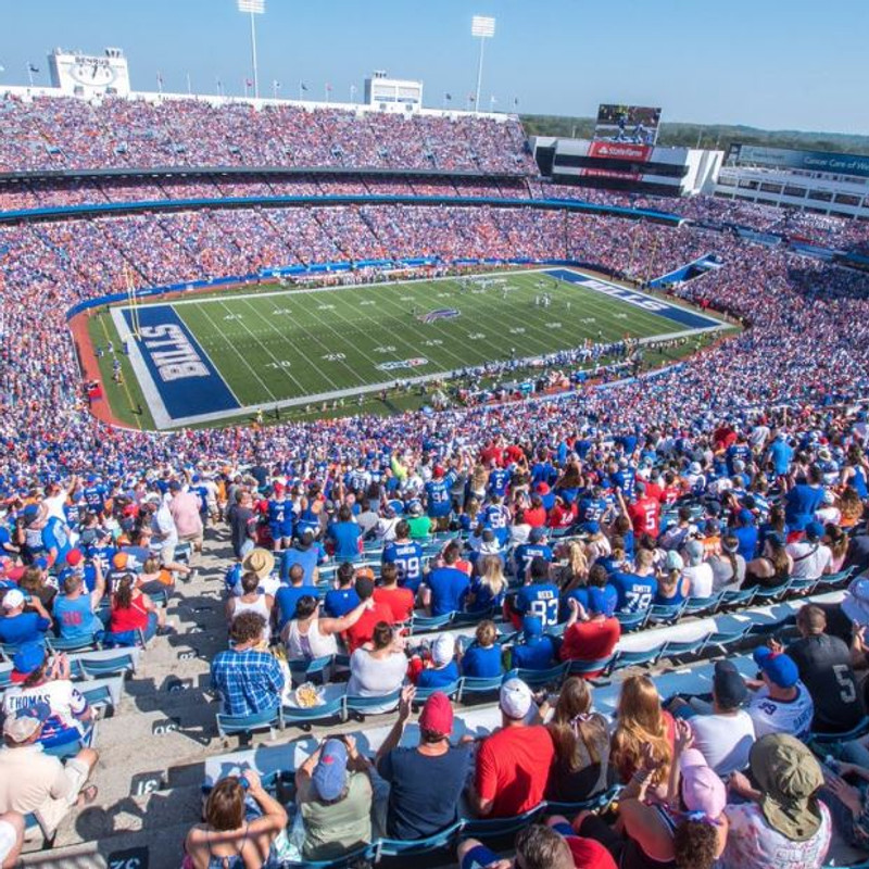 Buffalo S Home Field To Be Known As Bills Stadium For Now Wham