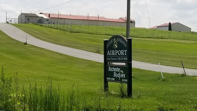 Man in fatal skydiving accident in Wyoming County identified | WHAM