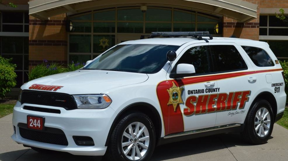 New look for Ontario County sheriff's vehicle fleet