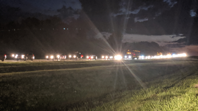 Friday night crash leads to major delays on Thruway | WHAM