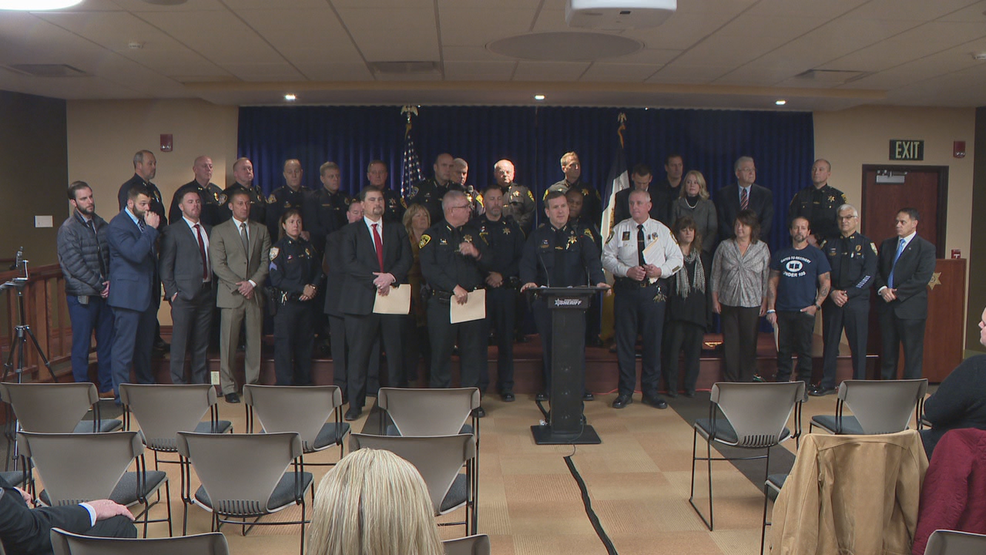 More law enforcement officials call for criminal justice reforms to be pushed back
