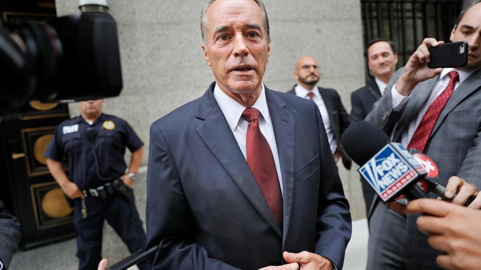 Rep. Chris Collins scheduled to plead guilty in insider trading case