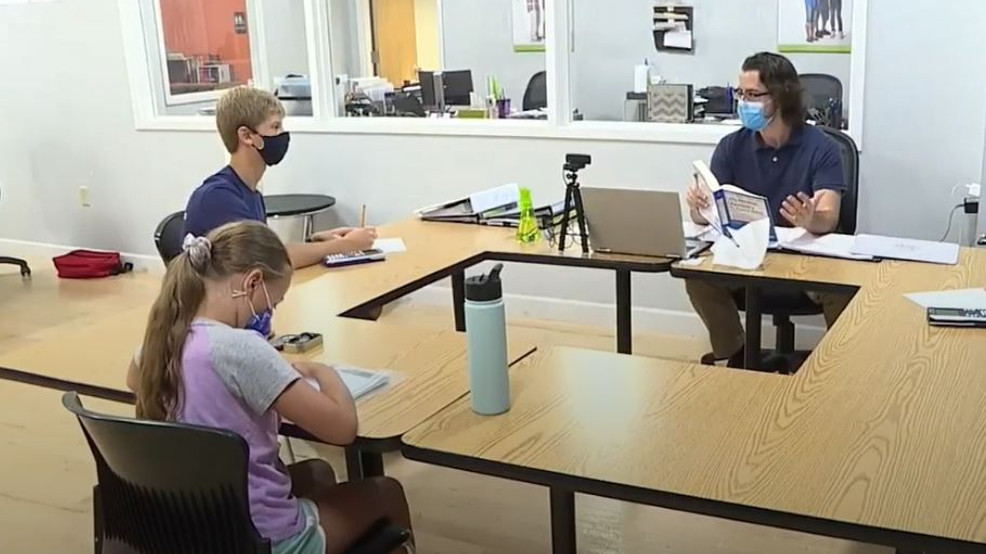 Parents Weigh Home Schooling And Tutoring As Options For School Wham