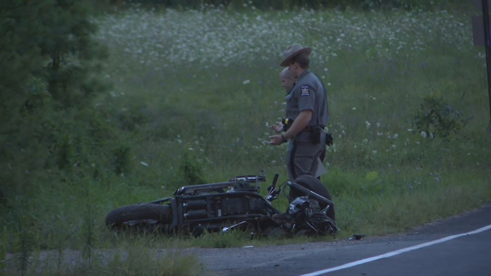 Troopers: Man in critical condition after motorcycle crash in Marion