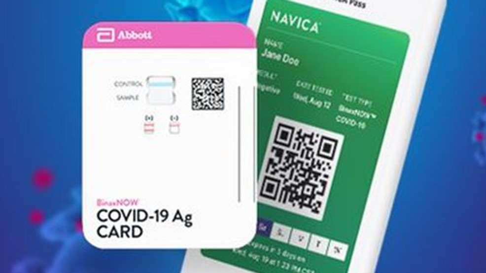 Fast COVID test approved by FDA: It's the size of a credit card and offers results in minutes