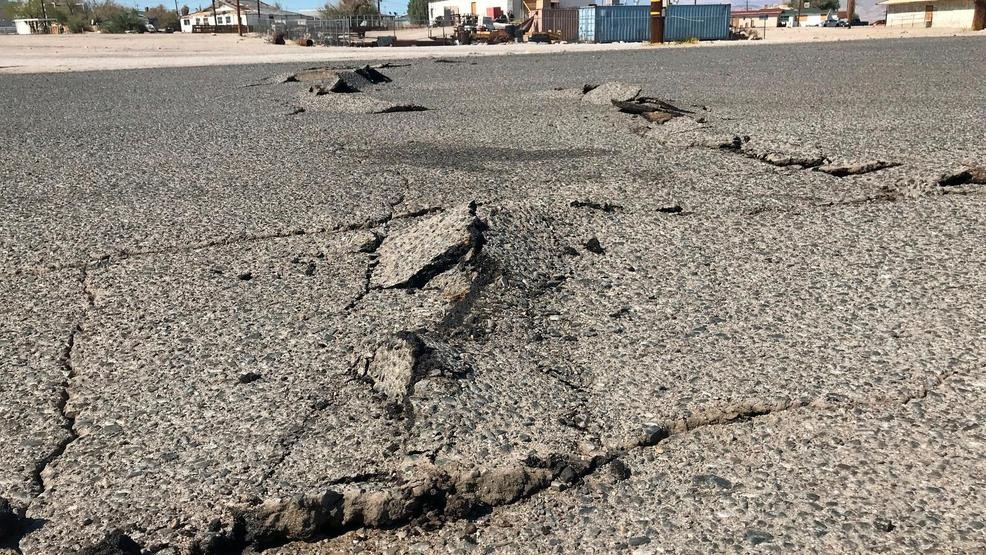 Aftershocks following Southern California earthquake | WHAM