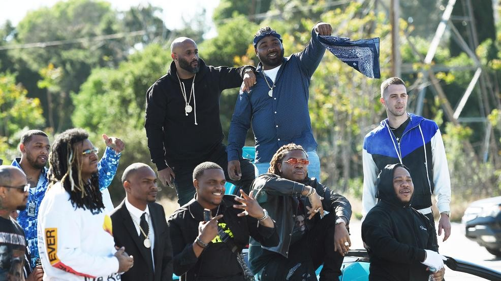 Nipsey Hussle's family gathers for private funeral in LA | WHAM