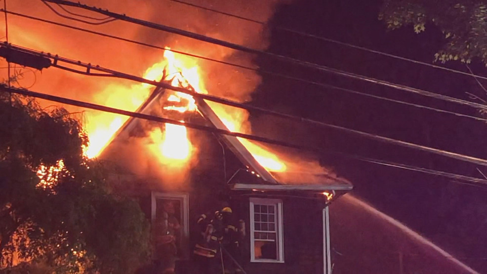One teen airlifted from devastating house fire in Shortsville
