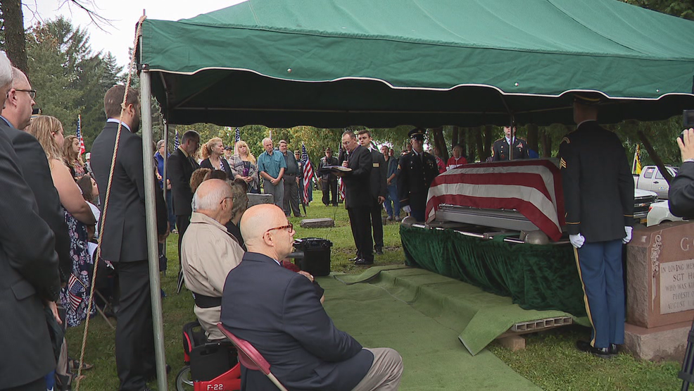 WWII soldier laid to rest in Ontario County