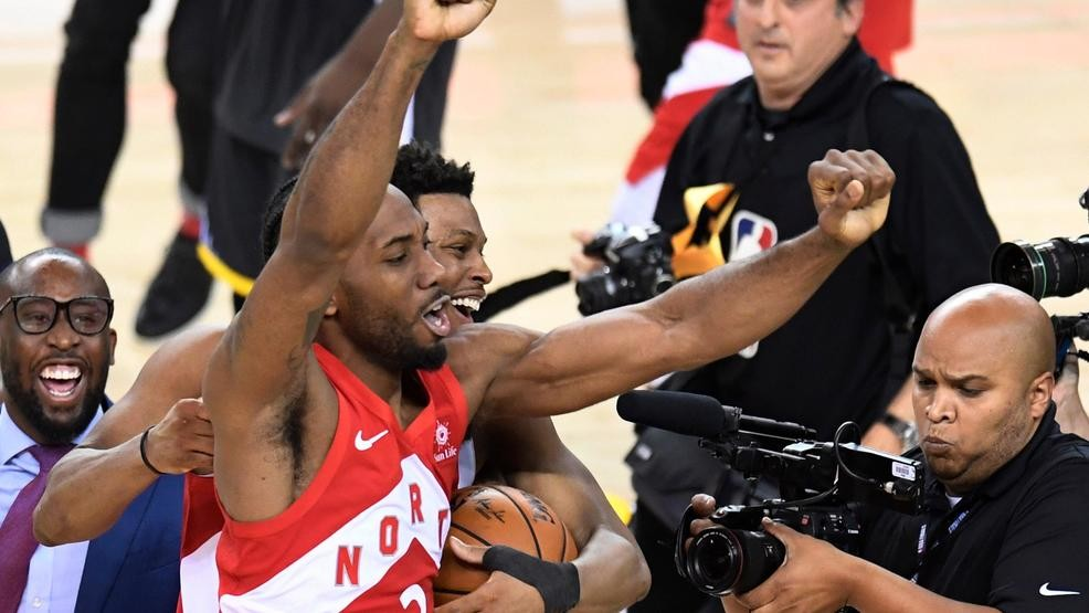 Raptors Capture First Nba Title Beat Warriors In Game 6 Wham