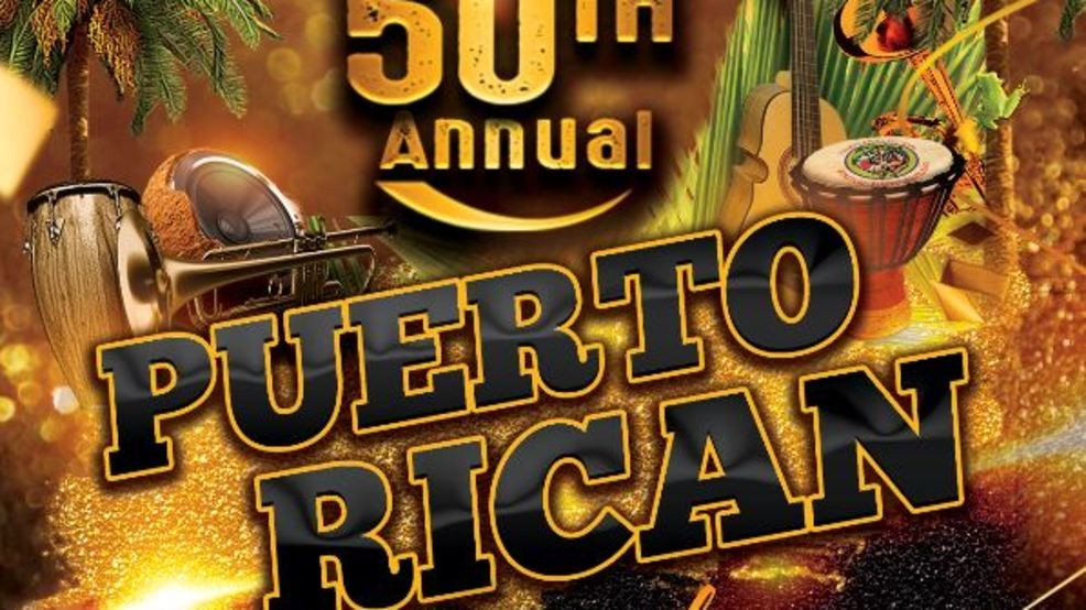 Dates Lineup Announced For 50th Annual Puerto Rican