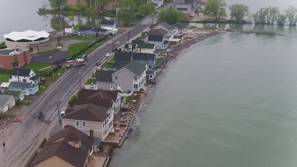 Cuomo calls for long-term plan for preventing future lakeshore flooding
