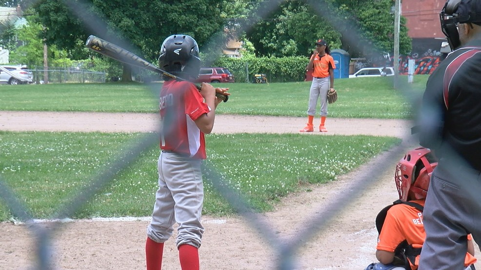 Needle Cleanup At Rochester Park Allows Youth Baseball Team To Play First Game Wham
