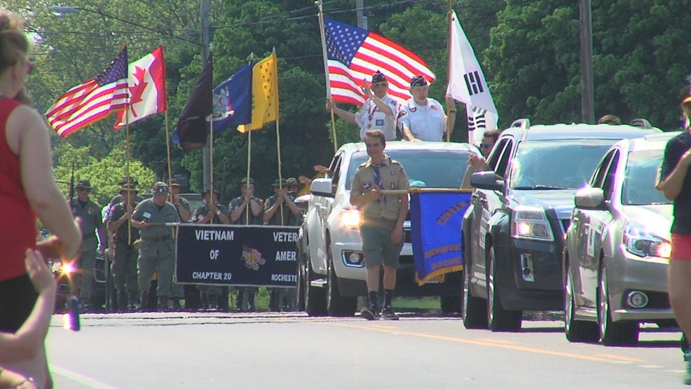 Parades And Events In Our Area For Memorial Day Wham