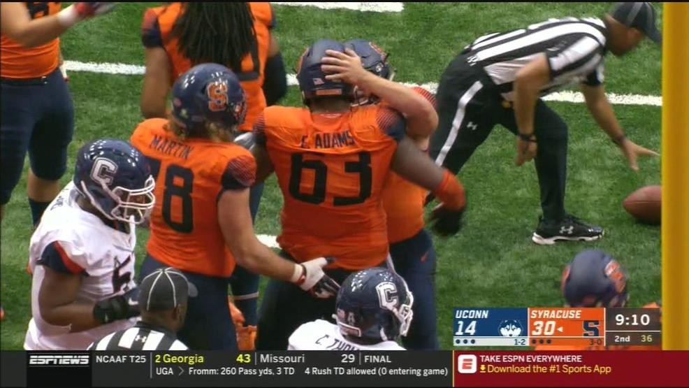 Syracuse Football improves to 4-0 for first time since 1991