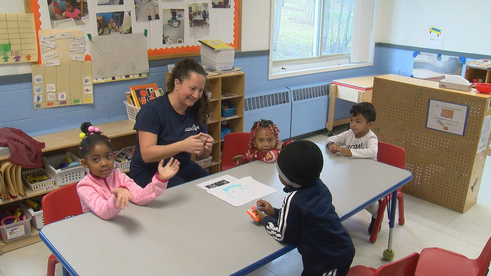 Advocates are calling for CARES Act funding to be given to New York childcare providers (WHAM file photo)<p>{/p}