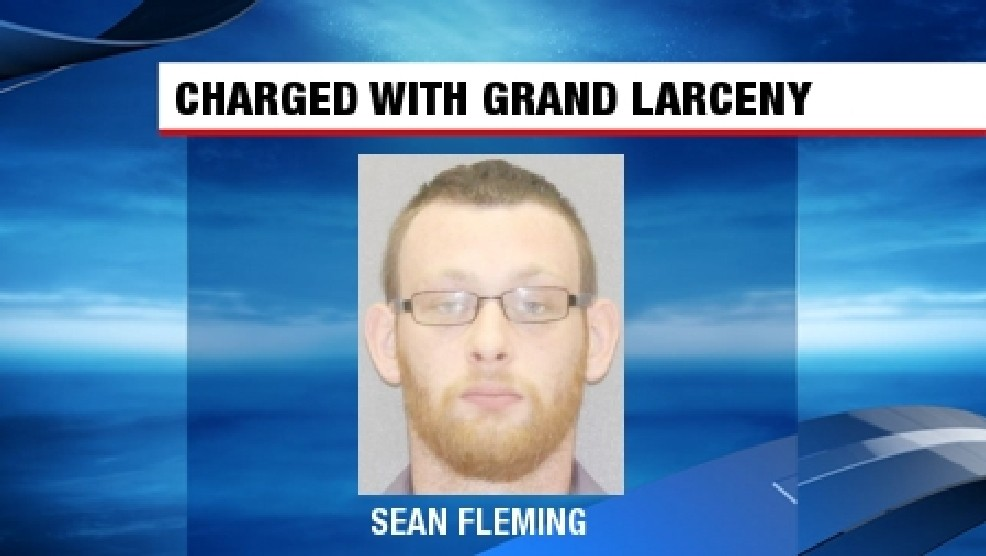 Deputies: Mt  Morris man stole from girlfriend's dad, pawned items