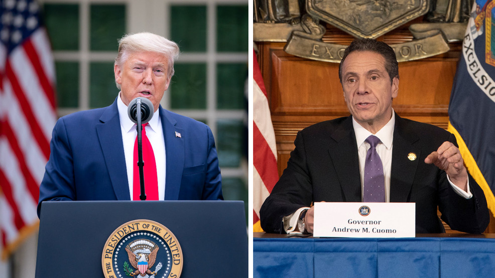 Trump New York Will Not Be Given Covid 19 Vaccine Wham